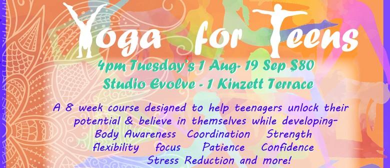 Prodigy Teen Yoga
