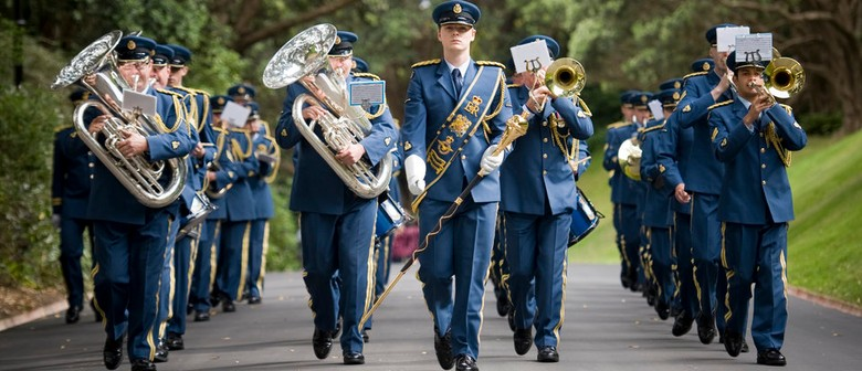 Classical Expressions 2017: Royal NZ Air Force Band