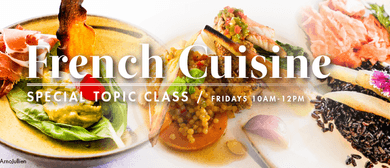 French Cuisine Cooking Class