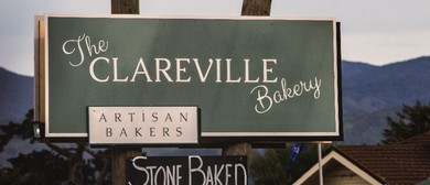Dinner at Clareville – Up Cycle Style