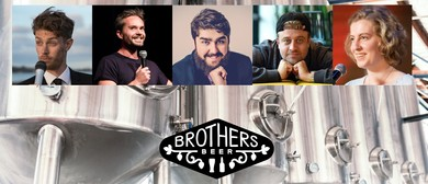 Brothers' Comedy Night - The Sunday Sumthin'
