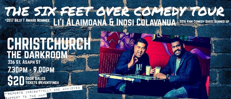 The Six Feet Over Comedy Tour