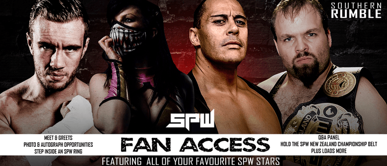 SPW Fan Access ft. 'Aerial Assassin' Will Ospreay