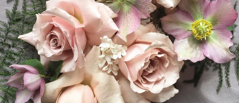 Winter Floral Series Workshop - #1 Vase Arrangements