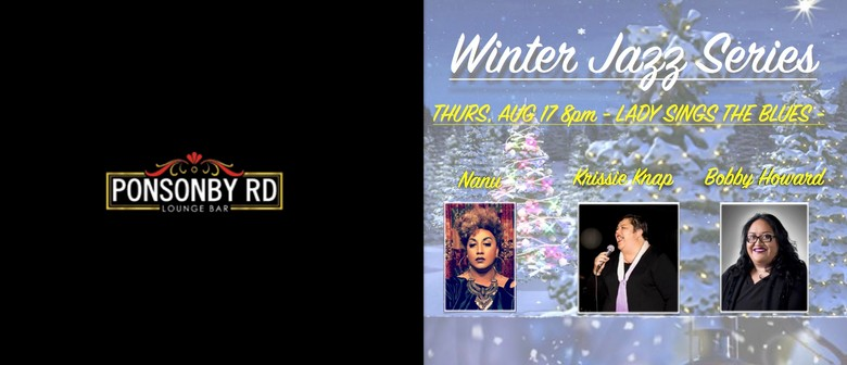 Winter Jazz Series - Lady Sings the Blues