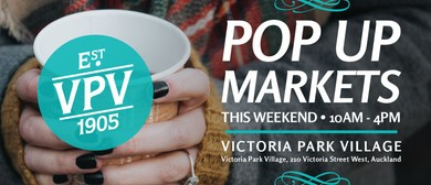 Victoria Park Pop Up Market and Village Fair