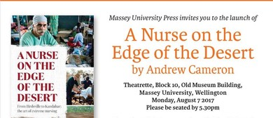 Book Launch: A Nurse On the Edge of The Desert