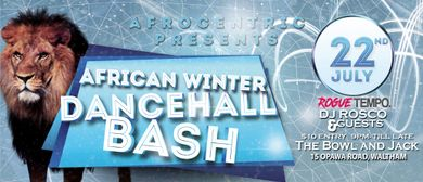 African Winter Dancehall Bash