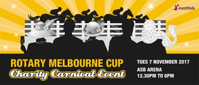 Rotary Melbourne Cup Charity Carnival Event