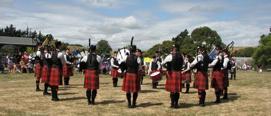 154th Turakina Highland Games
