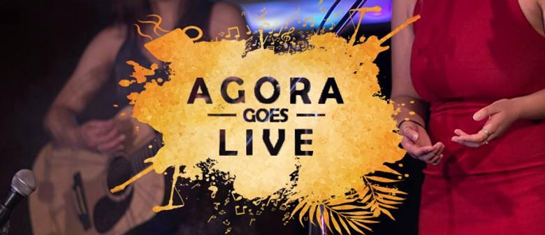 Agora Goes Live