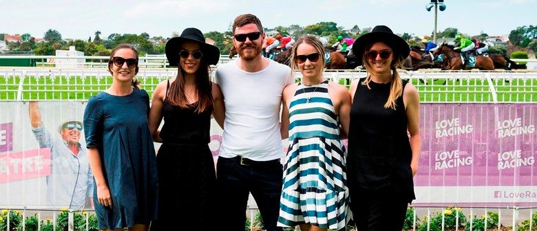 St Patrick's Cathedral Raceday
