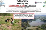 Tutira Planting Day