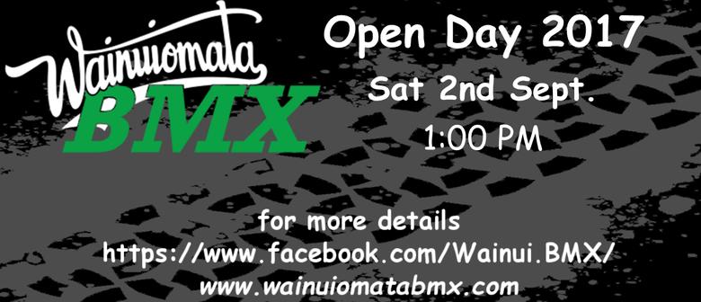 Wainuiomata BMX Have-A-Go - Open Day