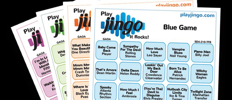 Jingo – Music Bingo