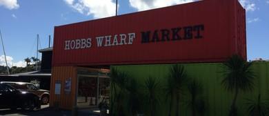 The Hobbs Wharf Market
