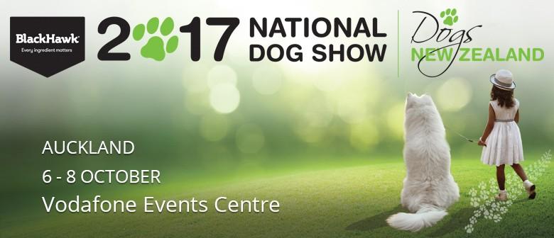 Blackhawk Dogs New Zealand's National Dog Show.