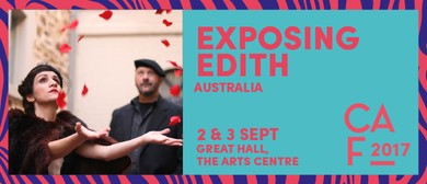 Christchurch Arts Festival 2017 - Exposing Edith