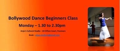 Bollywood Dance Beginners Class