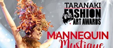 Taranaki Fashion Art Awards 2017 - Mannequin Mystique