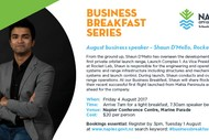 Business Breakfast Series - Shaun D'Mello