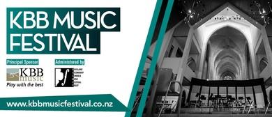 2017 KBB Music Festival