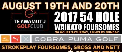 Waikato 54 Hole Foursomes
