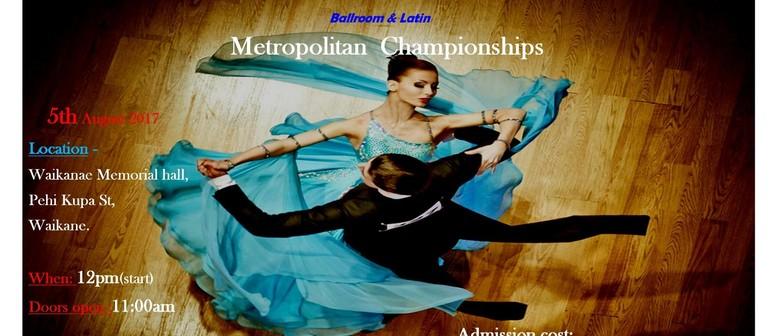 2017 Ballroom & Latin Metropolitan Championships