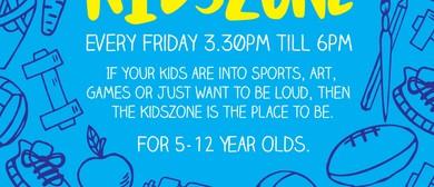 RYZ Kidszone: CANCELLED