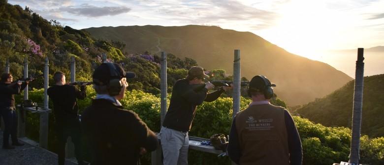 Clay Bird Shooting Open Day