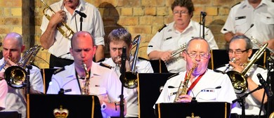 Jazz Bands of The Royal New Zealand Navy