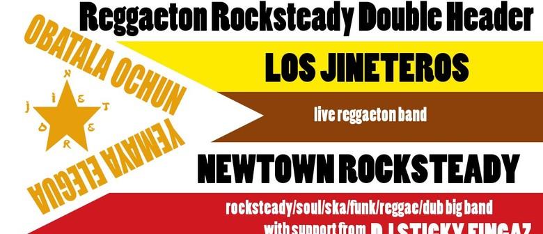 Reggaeton Rocksteady Double Header