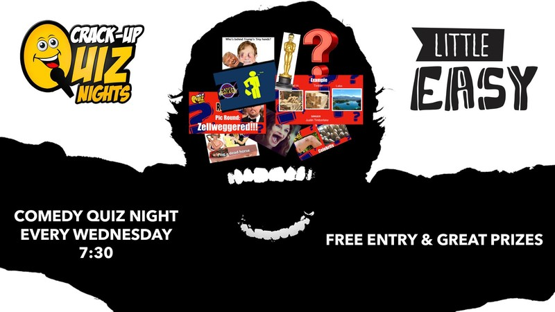 Crack Up Quiz Nights - Auckland - Eventfinda