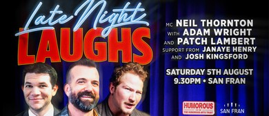 Late Night Laughs with Neil Thornton