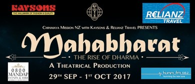 Mahabharat - The Rise of Dharma