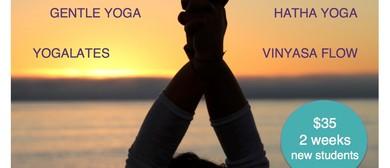 Yoga - Vinyasa Flow