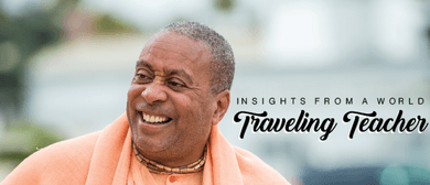 Insights From a Traveling Monk