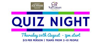 True Colours Quiz Night