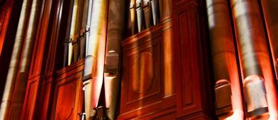 Second Wind - Town Hall Organ Concert