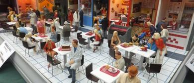 North Shore Miniatures - Houses & Scenes In Miniature