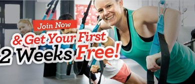 Fitness Membership 2 Weeks