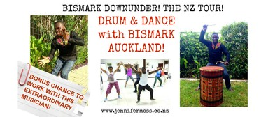 Drum & Dance with Bismark