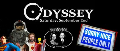 Odyssey 44th Birthday