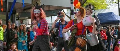 Nelson Masked Parade & Carnivale