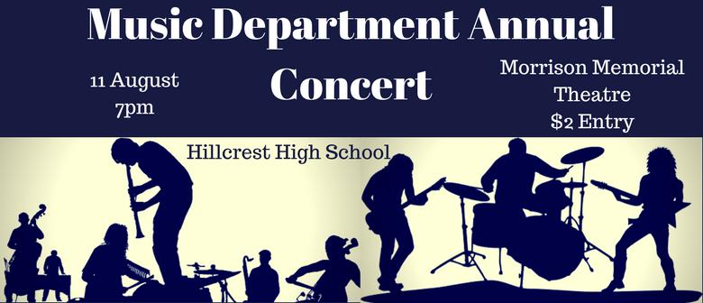 Music Department Annual Concert