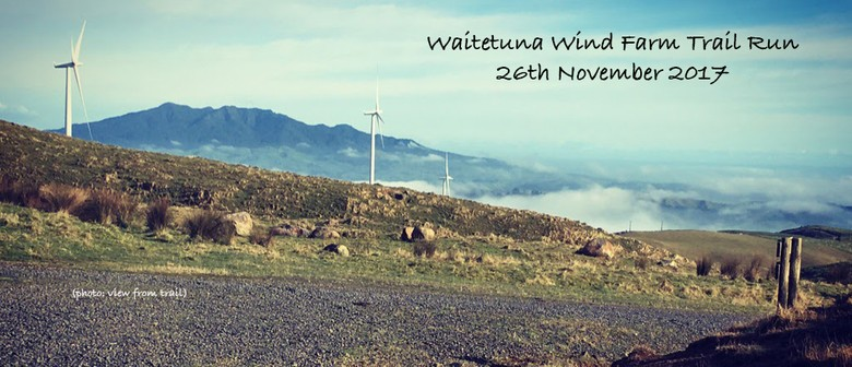 Waitetuna Wind Farm Trail Run 21km, 10km, 5km