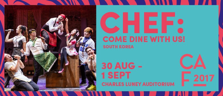 Christchurch Arts Festival 2017 - Chef: Come Dine With Us