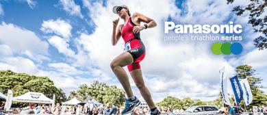 Panasonic People's Triathlon Series - Race 3