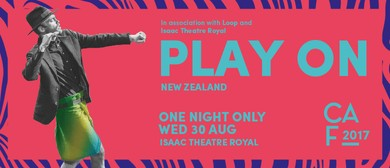 Christchurch Arts Festival 2017 - Play On