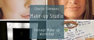 Face Up Teenage Make-up Workshop